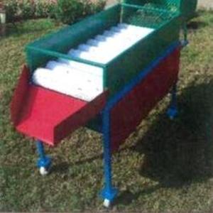 машина для сухой очистки овощей