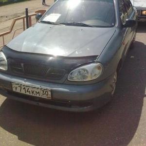 Продам автомобиль chevrolet lanos 2006 год 8000 тыс.км. пробег.