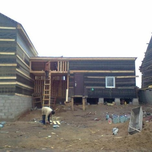 Продается не достроенный дом