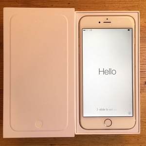 Selling The Unlocked Apple iPhone 6 & 6 Plus Original Promo Offer