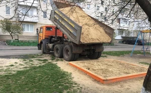 Доставка песка,  земли,  щебня 3