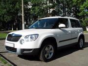Продаю автомобиль Skoda Yeti,  2010 год