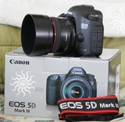 Новый Canon EOS 5D Mark III с EF 24-105 мм IS объективом