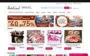 Продается качественный интернет магазин постельного белья