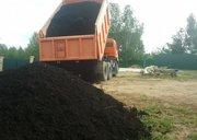 Доставка песка,  земли,  щебня